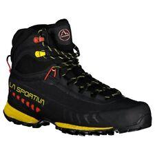 Scarpa trekking alta uomo La Sportiva TxS gore-tex - black/yellow