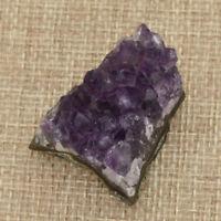 15-20g Amethyst Quartz Cluster Crystal Geode Druzy Stone Cluster Healing Mineral