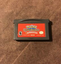 Pokemon Mystery Dungeon Red Rescue Team Nintendo Game Boy Advance GBA Authentic!