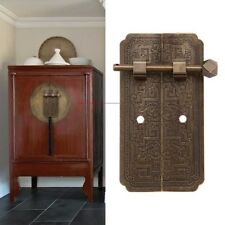 Furniture Brass matériel bronze Cabinet Door Strip Pull Handle Chinese Crafts GW