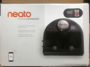 Neato Botvac Connected Wi-Fi Enabled Robot Vacuum Preowned