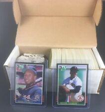 1985 Leaf (Donruss) Baseball Complete Set NRMT