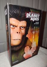 "Sideshow Exclusive Planet of the Apes Caesar 12"" Figure NIB POTA FREE SHIPPING !"