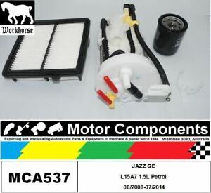FILTER SERVICE KIT for Honda JAZZ GE L15A7 1.5L Petrol 08/2008-07/2014