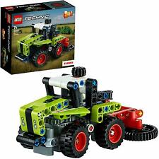 LEGO 42102 Technic 2-IN-1 Model Mini CLAAS XERION Tractor And Harvester Toy Set