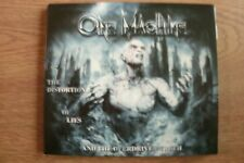 One Machine - Distortion of Lies and the Overdriven Truth (CD) . FREE UK P+P ...
