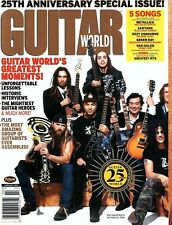 Guitar World Magazine February 2005  - 25th Anniversary Special Edition