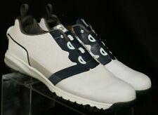FootJoy ContourFit BOA 54099 White Soft Spike Golf Shoes Men's US 12 M