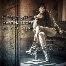 Martina edoff-We will align CD NUOVO