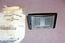 00, 02 LINCOLN LS license lamp ORIG. FORD NOS