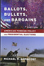 Armacost-Ballots, Bullets, and Bargains BOOKH NUOVO