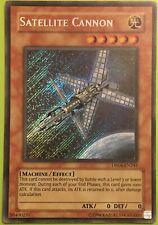 YuGiOh Satellite Cannon - DR04-EN241 - Secret Rare - Never Played Mint Condition