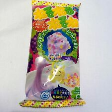 Kracie nerunerunerune Grape Japanese candy kit happy kitchen poppin cookin new