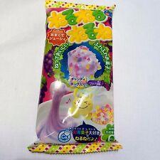 Kracie nerunerunerune Grape Japanese candy kit happy kitchen poppin cookin new