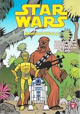 STAR WARS CLONE WARS ADVENTURES Vol. 4 Digest Size Paperback