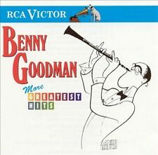 More Greatest Hits by Benny Goodman (CD, Jan-1997, RCA Victor)