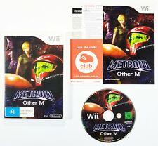 Nintendo Wii Spiel METROID OTHER M dt. PAL Ovp