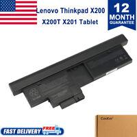 Battery for IBM Lenovo ThinkPad X200 X201 Tablet X200T 43R9257 42T4658