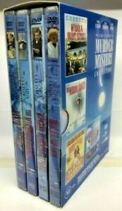 Agatha Christies Murder Mystery Collection - 4 DVD Box - AusPost with Tracking
