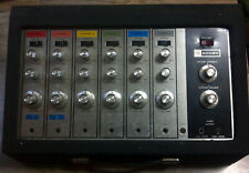 Bogen Mpr-6, Lsi, 6 Channel Spring Reverb Mixer (Works except the Reverb)