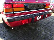 Chrysler Le Baron Cabriolet 3.0 V6 Heckschürze Stoßstange hinten
