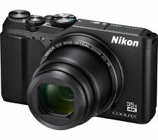 NIKON COOLPIX A900 Superzoom Compact Camera Black