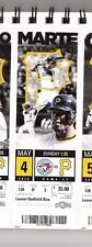 2014 PIRATES VS TORONTO BLUE JAYS MLB Debut - 5/4/14 Ticket Stub MARCUS STROMAN