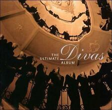 The Ultimate Divas Album Kiri Te Kanawa Audio CD