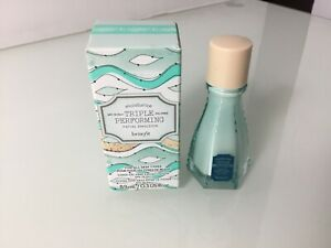 Benefit Sheer Oil-Free Facial Lotion SPF 15 PA++ 8.9ml. New In Box. Travel Size