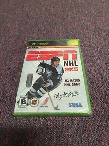 ESPN NHL 2K5 (Microsoft Xbox, 2004) Brand New