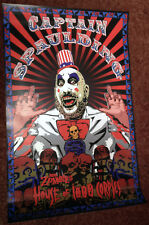 Captain Spaulding House of 1000 Corpses The Devils Rejects Poster 2003 Sid Haig