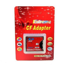 SD CF Card Adapter Wireless Wifi SD Card to Type I Card Adapter for SLR Camera