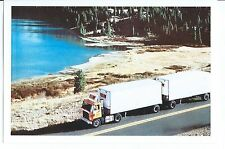 Yellow Freight Systems early 80's 4 X 6 photo