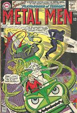 DC COMICS METAL MEN VOL.1 NO.8 JUNE/JULY 1964 PLAYGROUND OF TERROR W/ SURPRISE