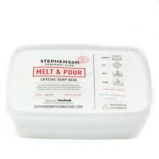 Melt and Pour Soap Base - Solid Shampoo SLS FREE - 1Kg (SOAP1KSOLISHAM)
