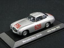 Minichamps Mercedes-Benz 300 SL 1952 1:43 #626 Lang / Grupp (JS)