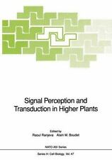 Signal Perception and Transduction in Higher Plants 47 (2011, Paperback)