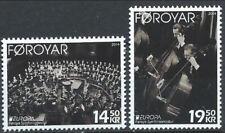 Faroe Islands 2014 Europa/ C.E.P.T. Musical Instruments, Orchestra, Mnh/Unm