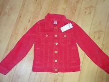 Girl Gymboree Popstar Academy Jacket 7 Nwt New