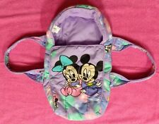 Hauck Fun For Kids Disney Mickey Minnie Mouse Goofy Backpack Carrier