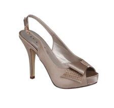 "Very High Heel (greater than 4.5"") Patternless Slingbacks for Women"