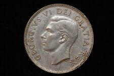 """1951 Canada. (1$) One Dollar. """"Voyageur, FWL"""" (#1)"""