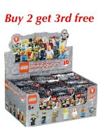 LEGO MINIFIGURES SERIES 9 71000 RARE RETIRED(choose your figure)