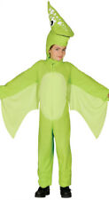 Kids Pterodactyl Dinosaur Costume Boys Childs Dragon Fancy Dress Book Week 7-9