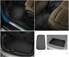 OEM Mini Cooper Countryman F60 All Weather Front & Rear Floor Mat & Boot Mat Set