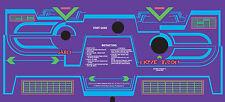 Discs of TRON arcade control panel