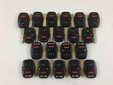 LOT OF 20 HONDA KEY LESS ENTRY REMOTE 06-16 CIVIC ODYSSEY OEM ALARM ORIGINAL US