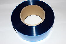 Schrumpfschlauch 95 x 0,13 mm transparent blau, d 60 mm 106375 Industrie