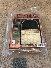 Jadvick Basket Making Kit Beginner Basket #73090 New
