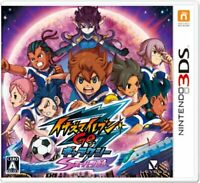 USED 3DS Inazuma Eleven GO Galaxy Super Nova